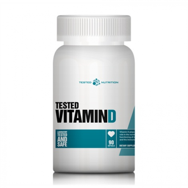Tested vitamine D3 1.000IE
