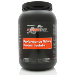 Performance Whey Isolate 1kg