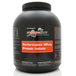 Performance Whey Isolate 2kg